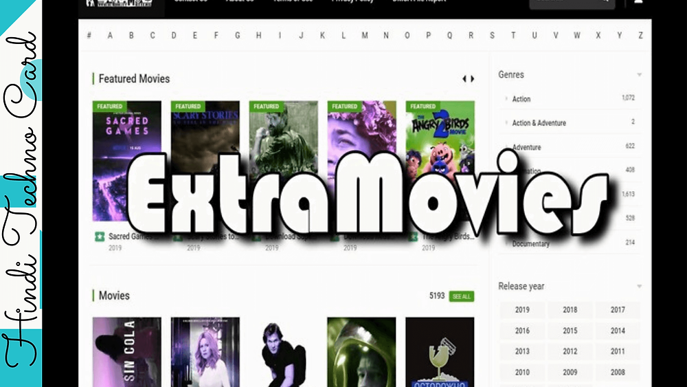 ExtraMovies – Hindi Dubbed Hollywood, Bollywood 300MB Movies Download , extramovies , extra movi , extramovie.in , extramovies.in ,