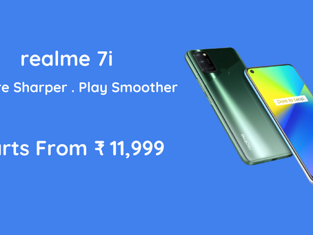 Realme 7i Review & specification In Hindi