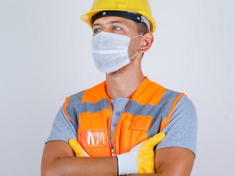 Saúde e Segurança no Trabalho. O cuidado com a vida é o bem mais importante.