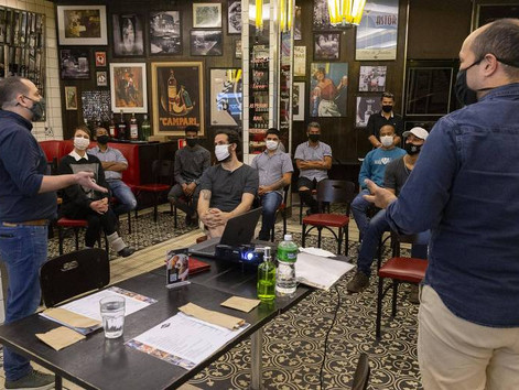 Covid-19 e o desafio dos bares e restaurantes.