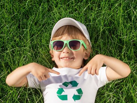 Dia Internacional da Reciclagem. O que reciclamos hoje colhemos os frutos amanhã.