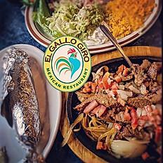Fajitas - Combo Beef or Chicken and Shrimp