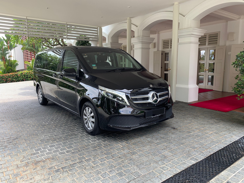 Mercedes Benz V-Class - Airport Transfer