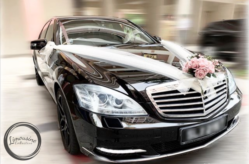 Mercedes Benz S-Class - Wedding Car
