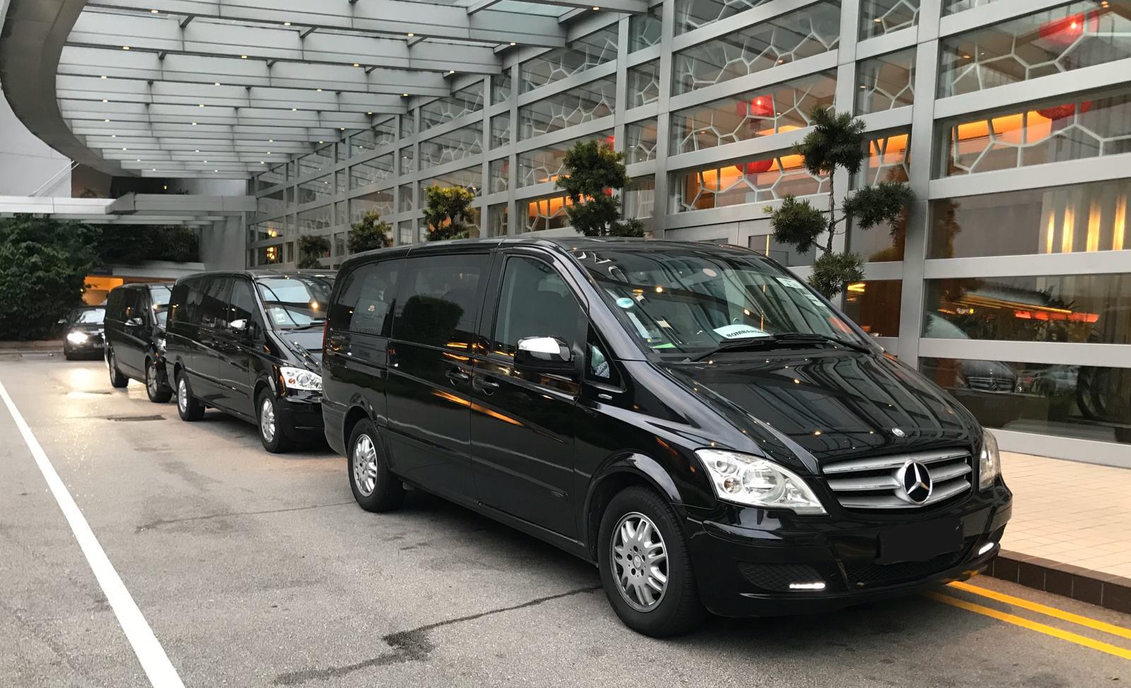 Mercedes Benz Viano / V-Class - Convoy