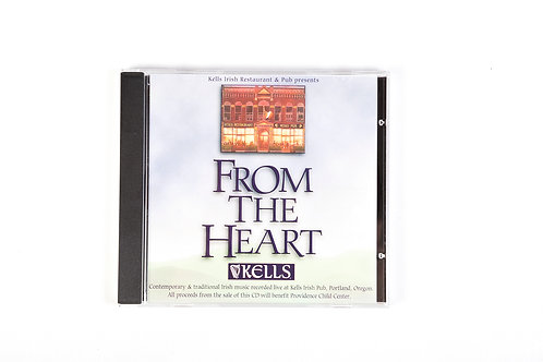 """Kells """"From the Heart"""" CD"""
