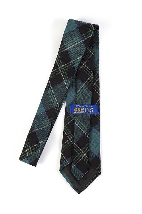 Kells Official Tartan Tie
