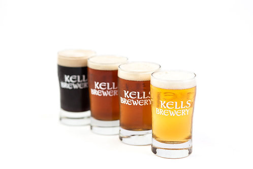Kells Tasting Glasses