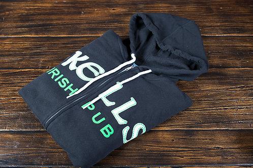Kells Zip-Down Hoodie