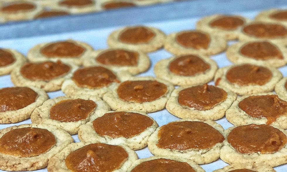 Sweet Potato Pie Cookies