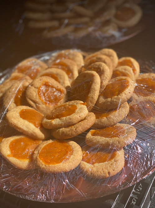 BOX of Sweet Potato Cookie