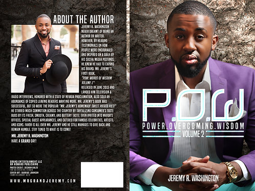 P.O.W Power Overcoming Wisdom
