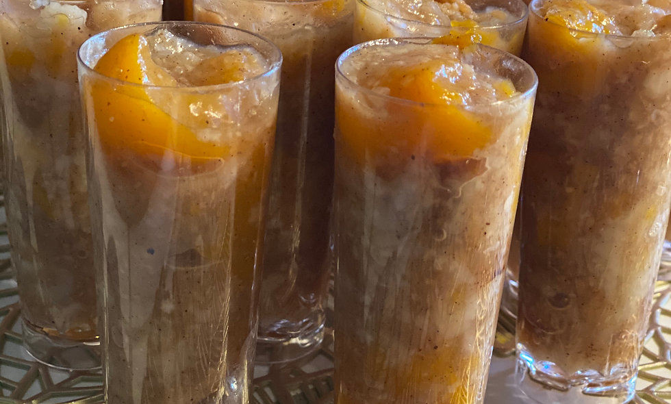PEACH COBBLER SHOOTER
