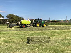 Claas Quadrant 4000 Square Baler