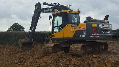 Volvo 13T Excavator