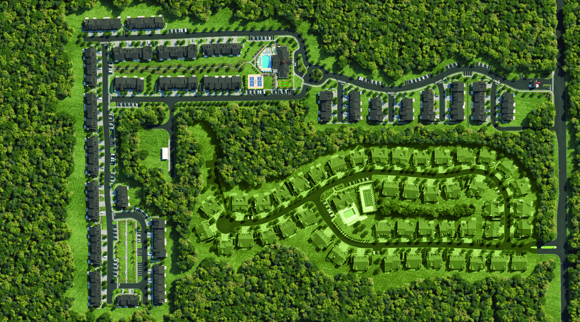 Brookfield Site Map