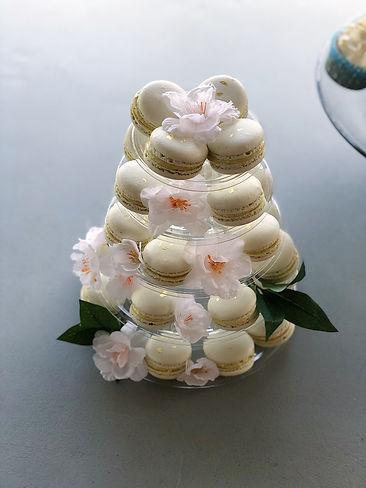 Pistacho Macarons