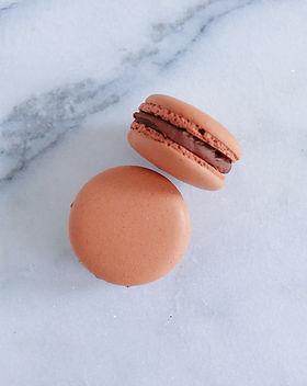 Kottonsea's Chocolate Macaron.JPG