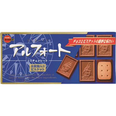 ブルボンアルフォートミニチョコレート12個