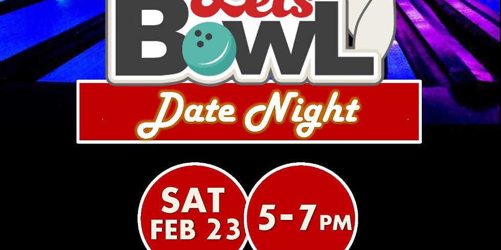 Bowling Date Night