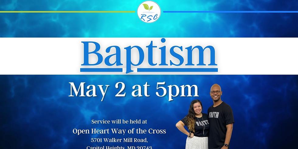 RSC Baptism