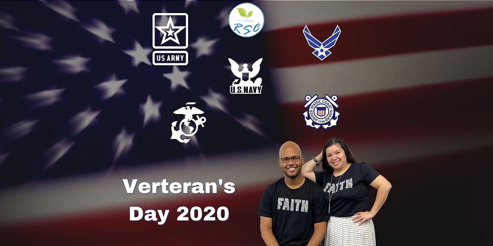 Veteran's Recognition