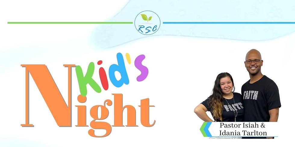 Kid's Night