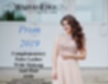 Prom at waters edge salon spa student specials