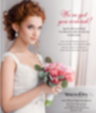 Bridal Services with Waters Edge Salon Spa