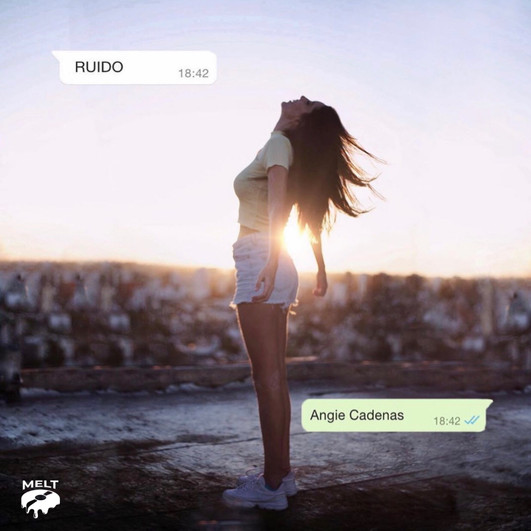 Angie Cadenas - Ruido