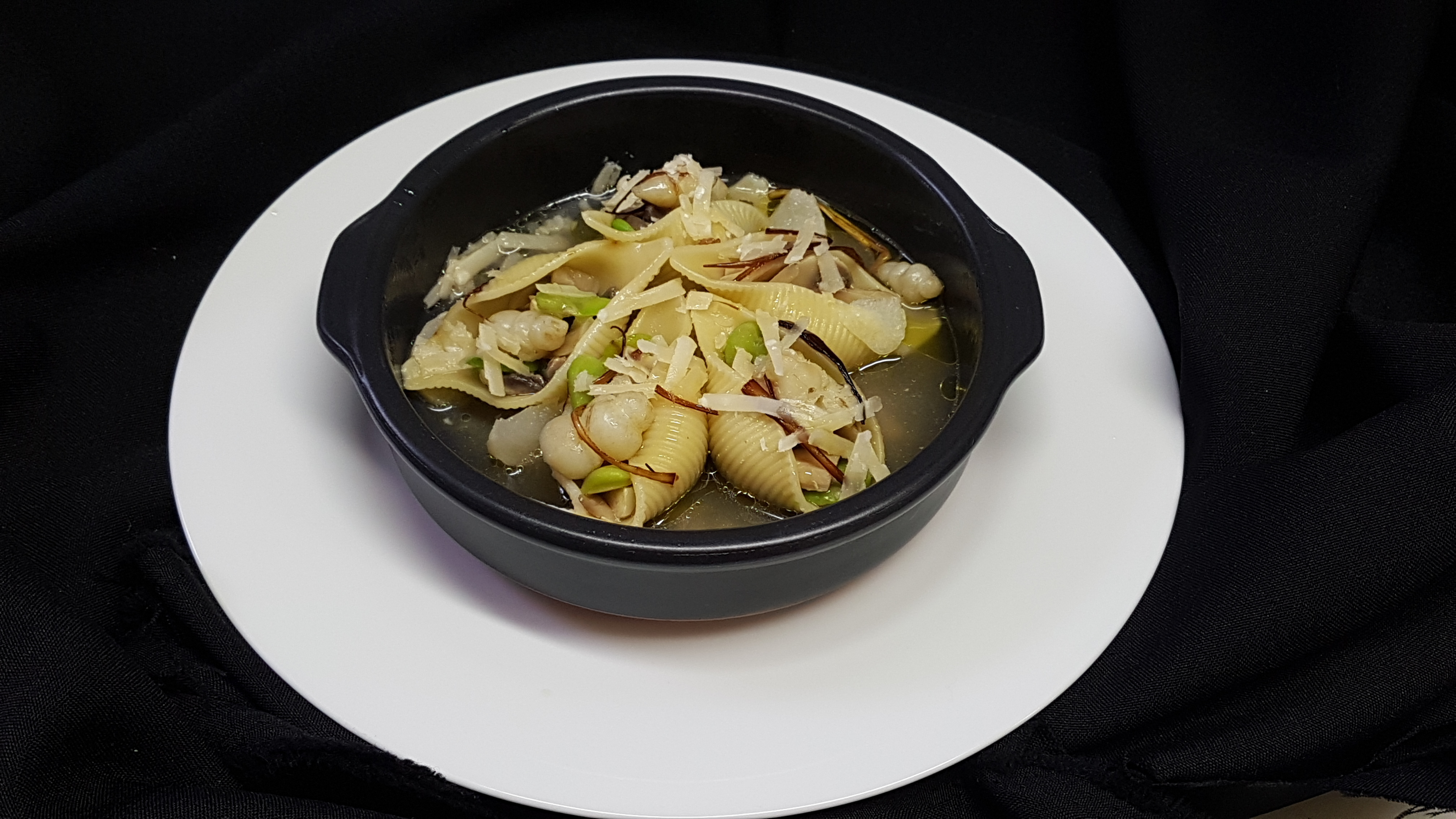 Conchiglionis Farcis aux Légumes