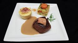 Chateaubriand de Boeuf Sauce Rossini