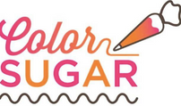 Color Sugar-Macaroons, Cakes and more