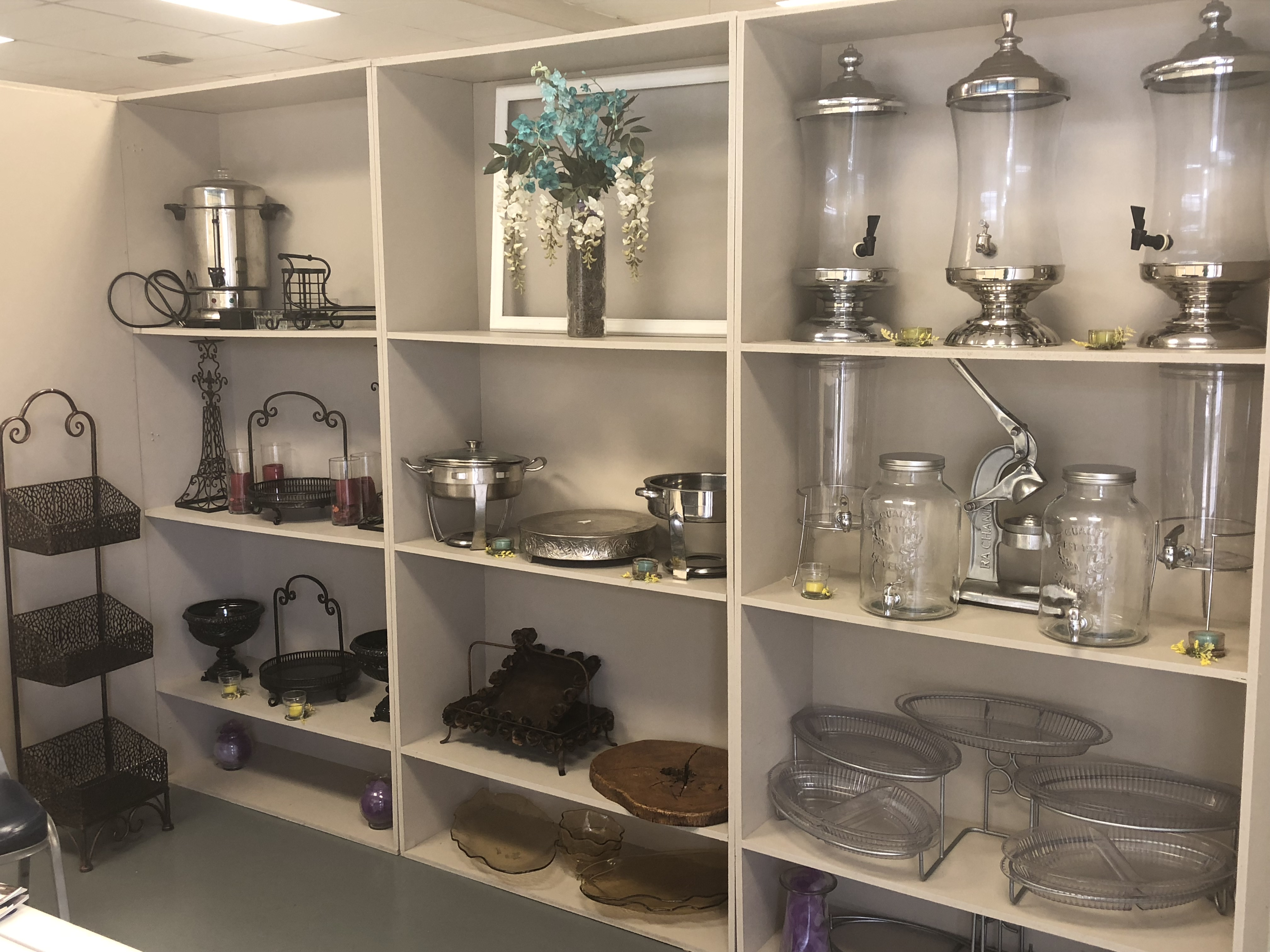 Rental Catering Equipment