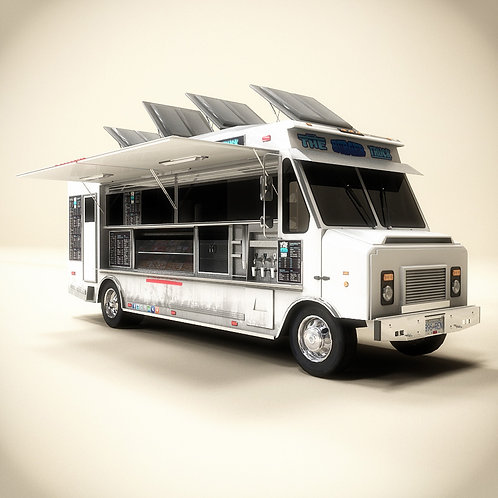 Yearly Food Truck Plan or Hot Dog Cart Plan