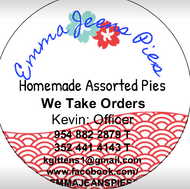 Emma Jeans Pies-Assorted Pies