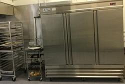 3 door commercial refrigerator