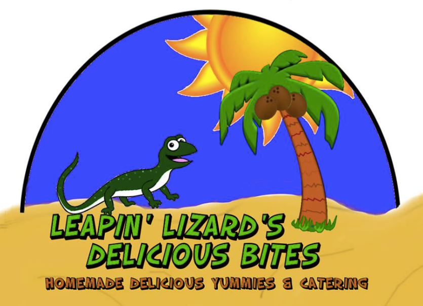 Leapin' Lizard's Delicious Bites-Food Truck
