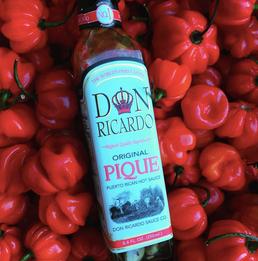 Don Ricardo-Pique Sauce