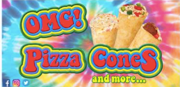 OMG! Pizza Cones and more-Food Truck