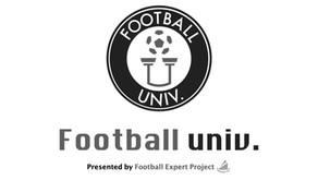 Football univ. 2期生 募集開始!