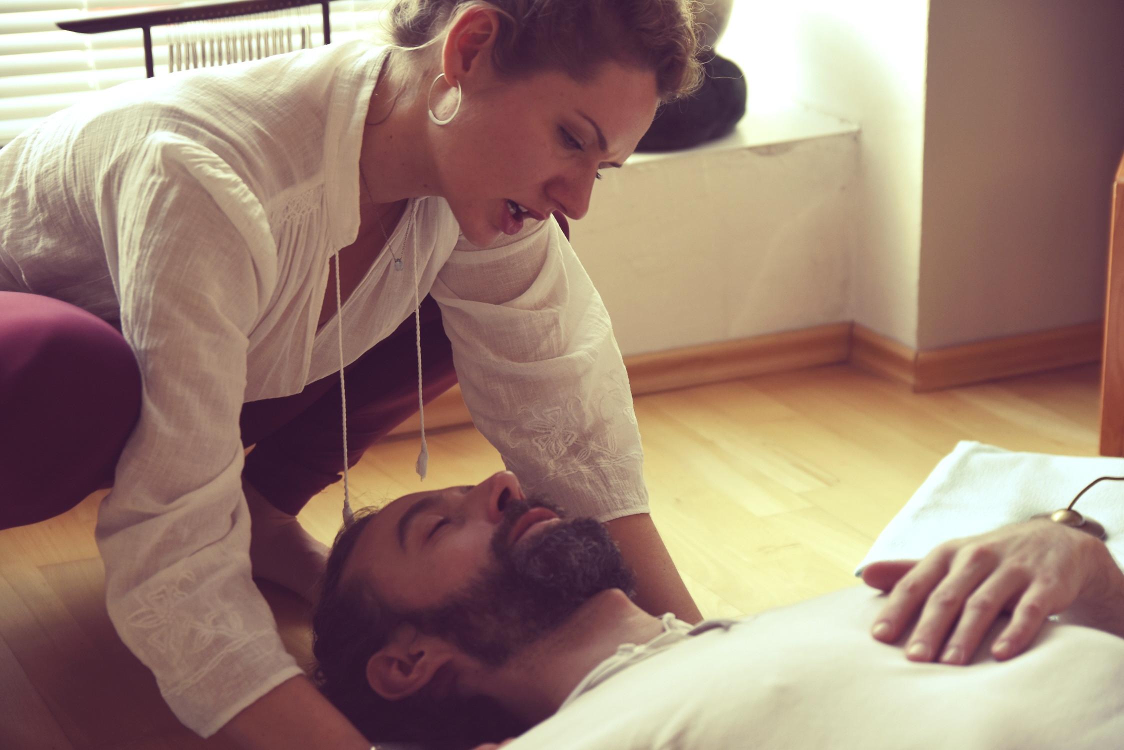 Rebirthing Breathwork Session