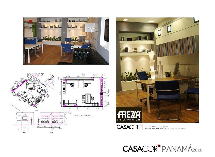 Diseño Interior Oficina