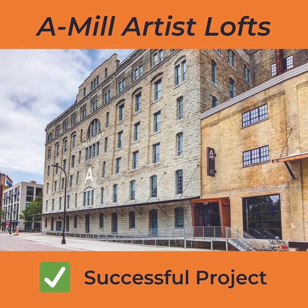 Historic Pillsbury A Lofts, a successful project using the Minnesota Historic Tax Credit