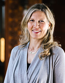 Headshot of Erin Hanafin Berg, Director of Rethos Policy Institute