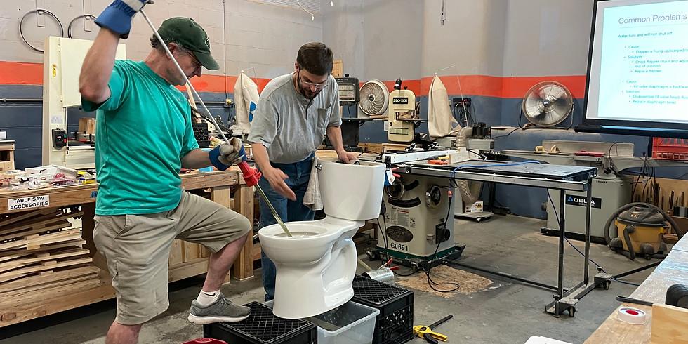 DIY Plumbing: Toilet Repair