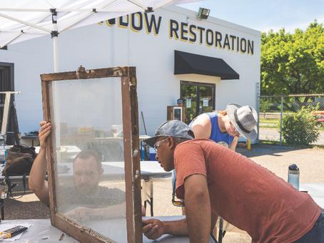 Hayes Window Restoration
