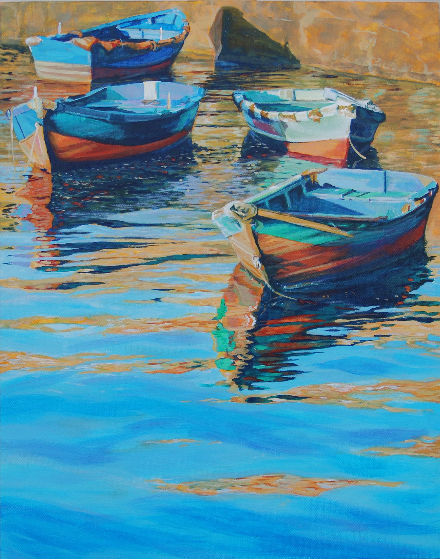 Galicia boats