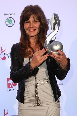 Jutta Staudenmayer, GEMA, Musikautorenpreis 2011