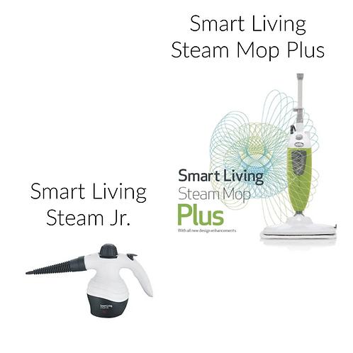 Steam Mop Plus & Steam Jr.